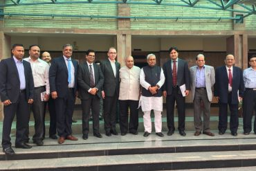 Innosoft-Delgation-Visit-with-CM-of-Bihar